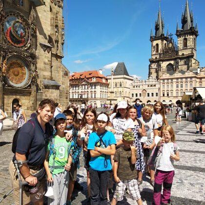 Výlet do Prahy 2021