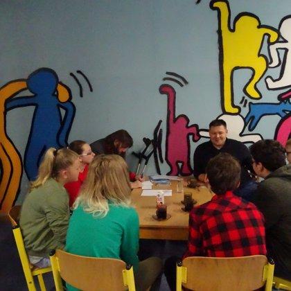 Evropský týden mládeže a Živé knihovny v Orlové 2019