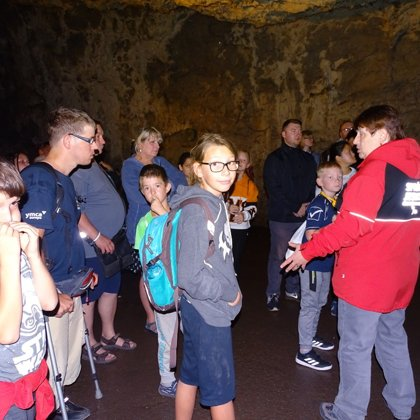 Sloupsko - šošůvské jeskyně 2019