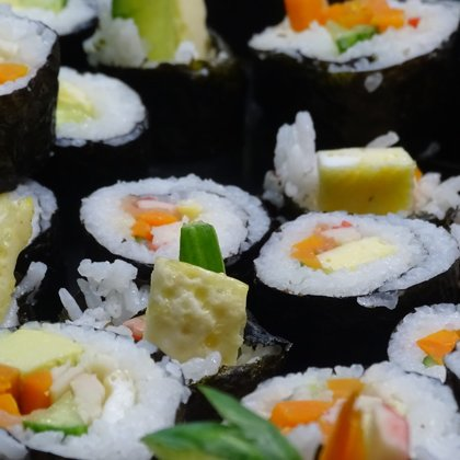 Sushi párty 2019